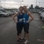 Rainy KY Derby Festival Half Marathon