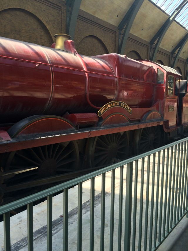Hogwarts Express at Harry Potter World