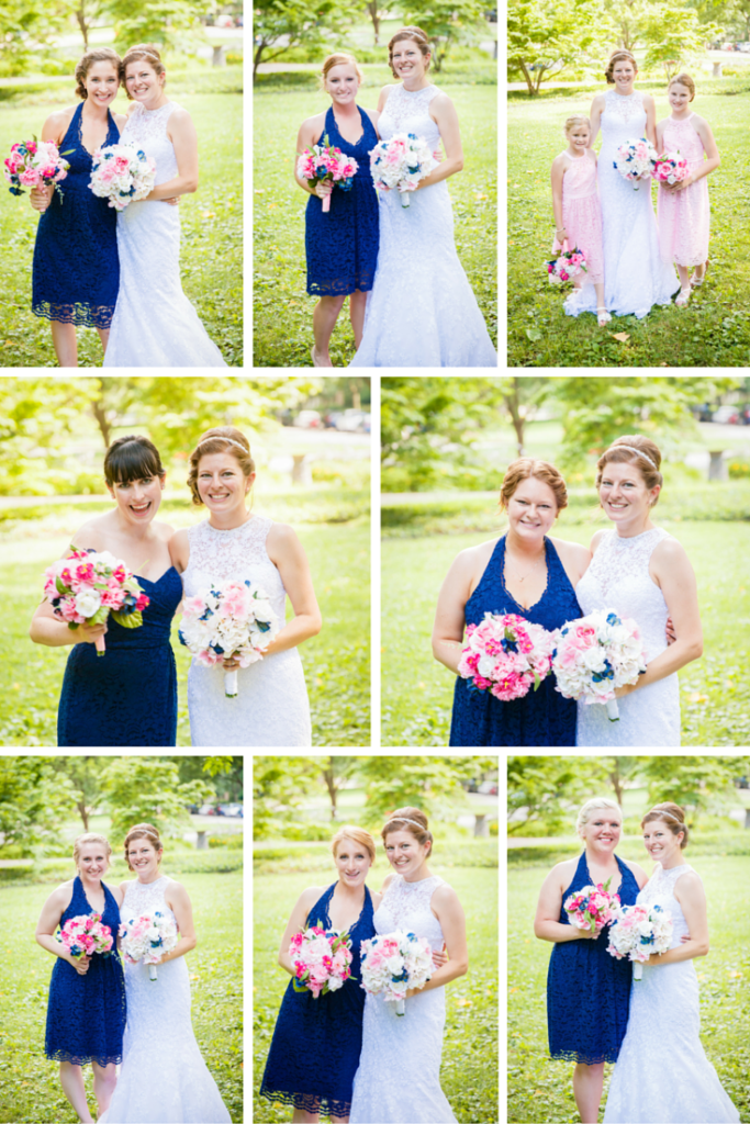 #JKRoush Bridesmaids