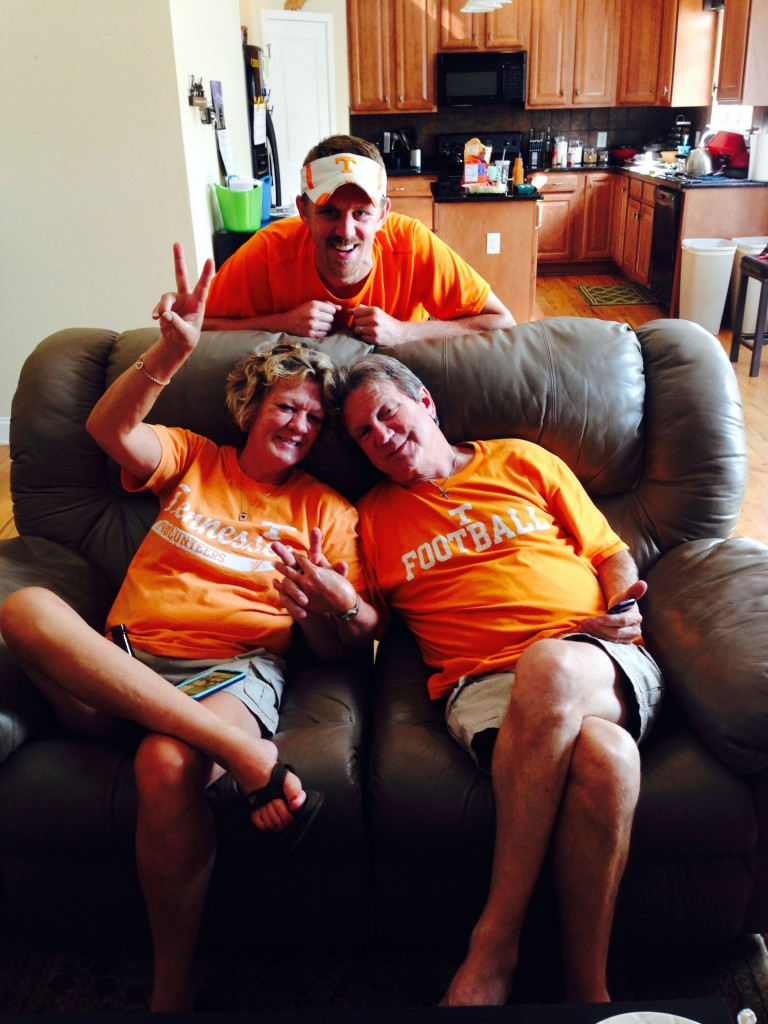 Roush Tennessee Fans