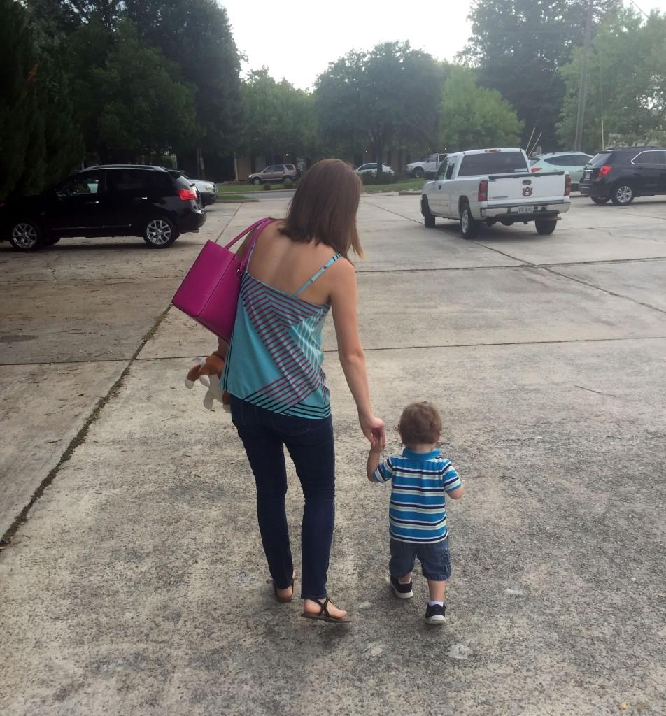 Walk with Aunt Kim