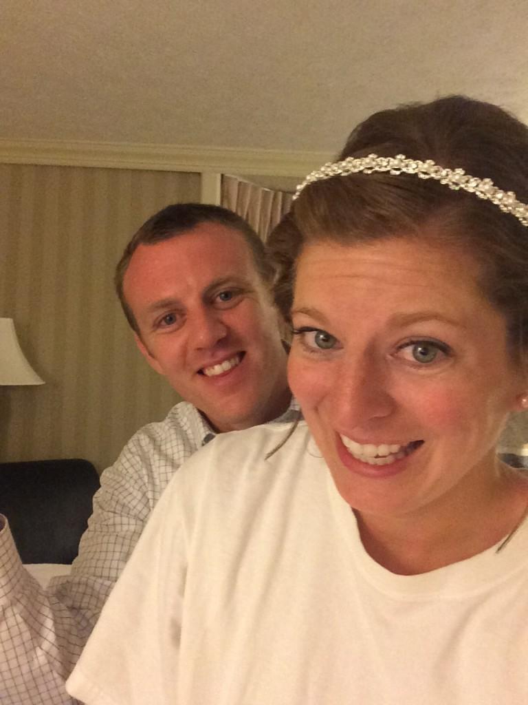 Wedding up do bobby pins