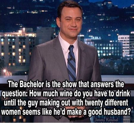 Bachelor Jimmy Kimmel Meme