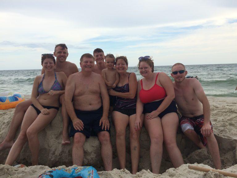 Huber Family Vacation 2016